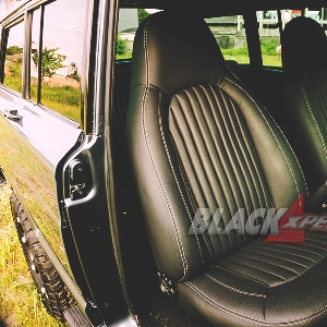 Modifikasi Jeep Grand Wagoneer, City Slicker yang Menggoda