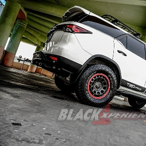 Off-road Style Oriented Fortuner