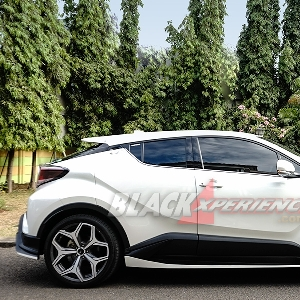 Modifikasi Toyota All New C-HR, Sporty Look dengan High Sound Quality