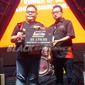 BlackAuto Modify @ BlackAuto Battle Yogyakarta 2019
