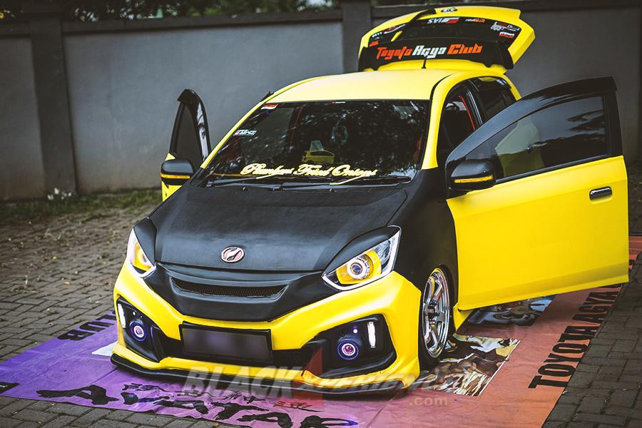 94 Koleksi Modifikasi Mobil Toyota Agya 2015 Terbaik