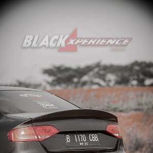 Modifikasi Audi A4 B8 : Sexy With Stance Style