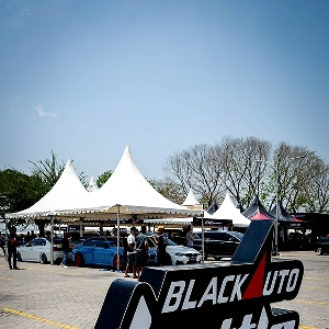 BlackAuto Modify at BlackAuto Battle Solo 2018