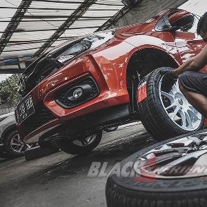 Asik Berkendara All New Honda Brio dengan Velg Baru