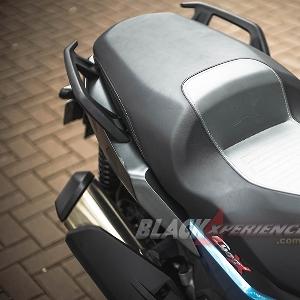 BMW C400X, Skuter Futuristik Buat Kaum  Urban