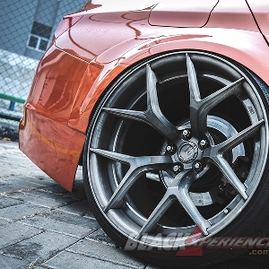 Modifikasi BWM F30, Proper Bagged Style