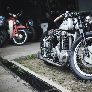 Modifikasi Norton ES2 Drag Tracker