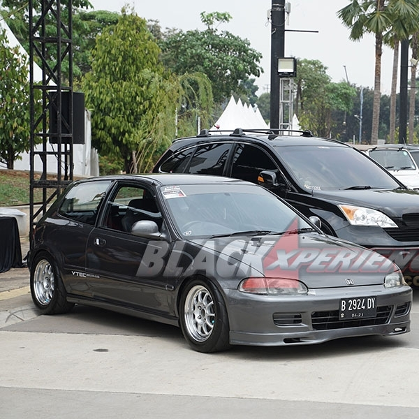BlackAuto Modify @ BlackAuto Battle WarmUp Jakarta 2019 Day 1