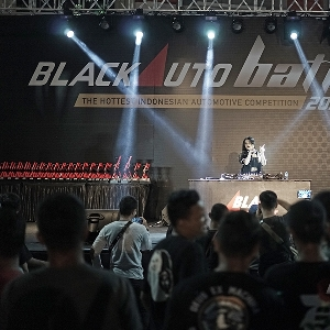 BlackAuto Battle 2019 Balikpapan : Entertainment dan Activity