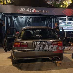 BlackOut Loud @ BlackAuto Battle WarmUp Jakarta 2019