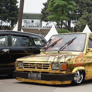 BlackAuto Modify @ BlackAuto Battle WarmUp Jakarta 2019 Day 2