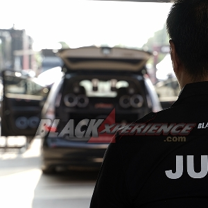 BlackOut Loud @ BlackAuto Battle WarmUp Jakarta 2019 Day 2