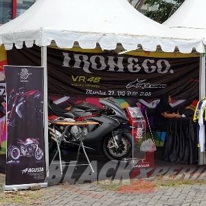 Black Garage Fest, Kontes Modifikasi Berbalut Festival
