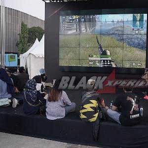 Entertainment @ BlackAuto Battle WarmUp Jakarta 2019 Day 2