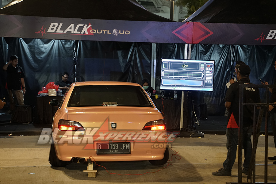 BlackOut Loud @ BlackAuto Battle WarmUp Jakarta 2019 Day 2