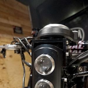 Headlight custom by Custom Concept Industries