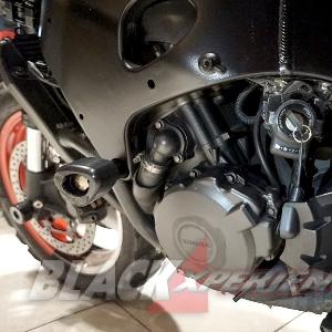 Kontak start engine pindah posisi