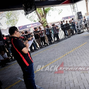 BlackOut Loud at BlackAuto Battle Solo 2018