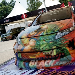 BlackAuto Modify @ BlackAuto Battle Jakarta 2019 Day 1