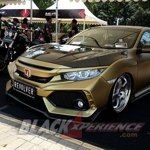 BlackAuto Modify @ BlackAuto Battle Jakarta 2019