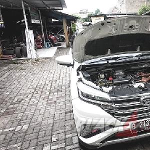 Tingkatkan Efisiensi Pembakaran Mesin,Tarikan All New Terios Jadi Lebih Enteng