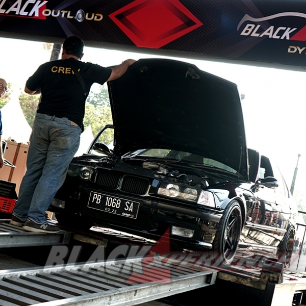 BlackAuto Dyno Test @BlackAuto Battle Jakarta 2019
