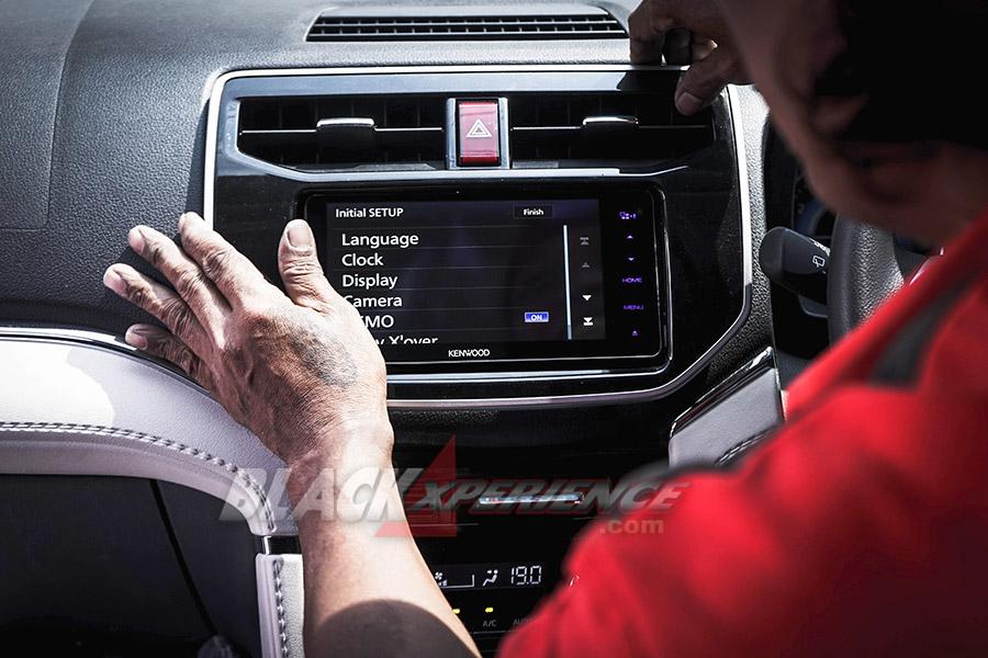 Modifikasi Audio All New Terios - Memaksimalkan Kinerja Speaker dan Subwoofer