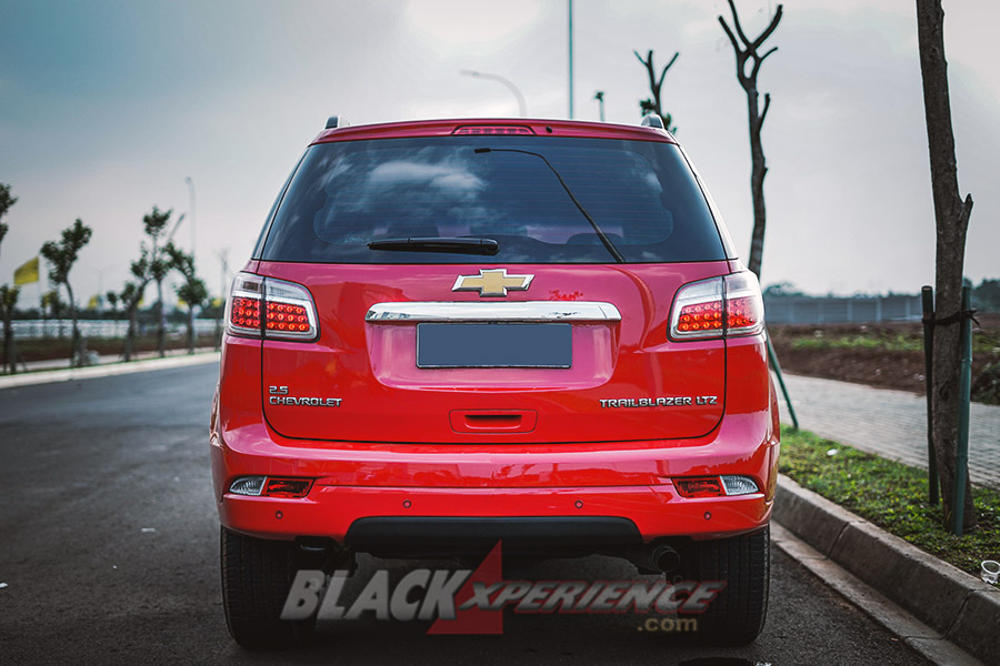 All New Chevrolet Trailblazer 2.5 LTZ - Big, Bold and Beautiful