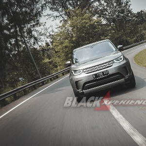 New Land Rover Discovery - Leads The Way