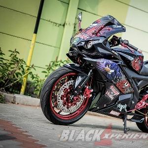 Modifikasi Yamaha R15: Mimpi yang Terwujud