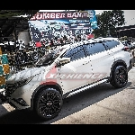 Modifikasi Velg All New Terios, Ring 20 Inline dengan Gaya Adventure atau Sporty