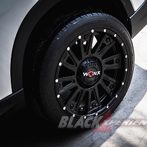 Modifikasi Velg All New Terios, Gaya Adventure atau Sporty dengan Ring 20