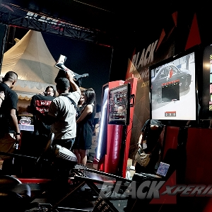 Entertainment @BlackAuto Battle Jakarta 2019