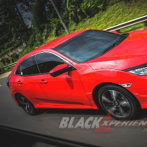 Panduan Modifikasi All New Civic Hatchback Turbo [Part III Kaki-Kaki]