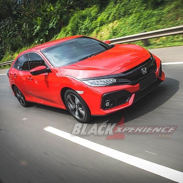 Panduan Modifikasi Civic Turbo Hatchback, Pertegas Gaya Sporty Look [Part 1 Eksterior]