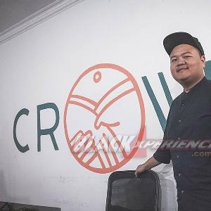 Yohanes Sugihtonugroho, Hadirkan Platform Investasi Bantu Petani Bernama Crowde