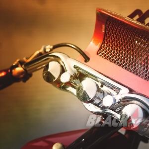 Nella KZ200, Penyegaran Boardtracker ala Busi Custom Motorcycle
