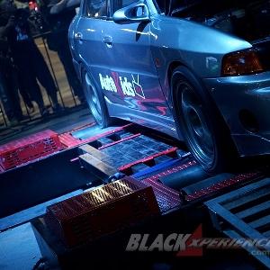 BlackAuto Dyno Test & BlackOut Loud BlackAuto Battle Jakarta 2019
