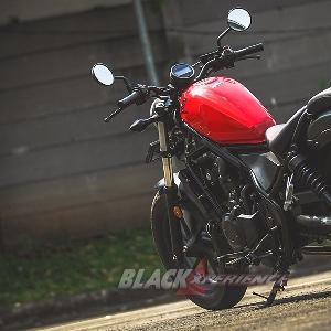 Honda CMX500 Rebel - Catchy Cruiser