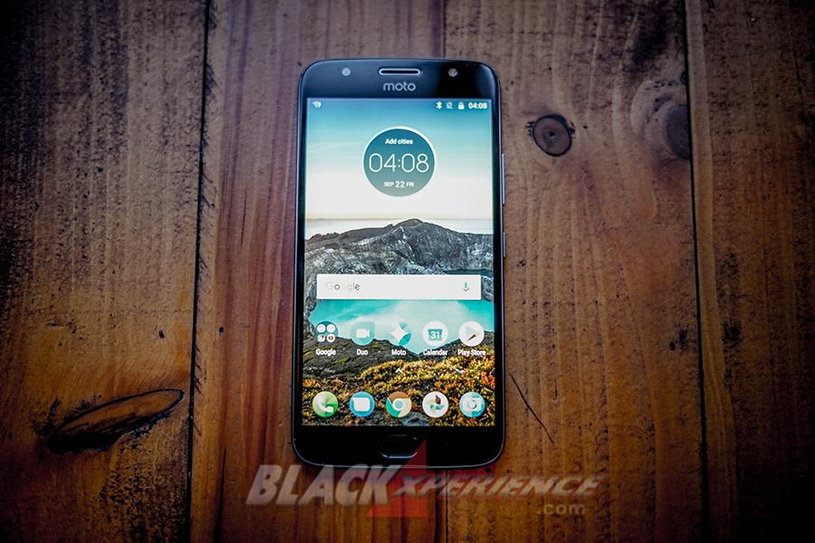 Motorola G5S Plus - Jago Buat Foto Bokeh Dan Libas Game Berat