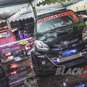 BlackAuto Modify @ BlackAuto Battle Purwokerto 2018