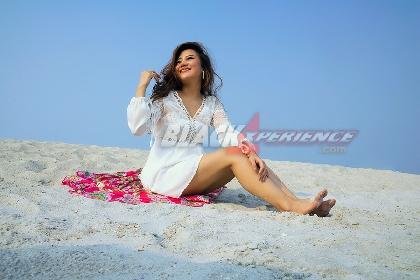 Irine Septiani  -Alunan Seksi Seorang Angel-