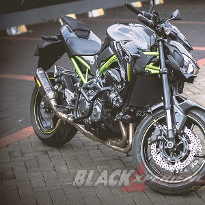 Kawasaki Z900 - More Than Just An Evolution