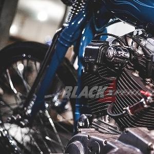Modifikasi Harley Davidson XL 1200, Chopper yang Proper dan Berani Beda