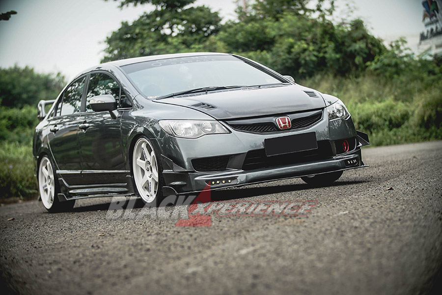 5300 Koleksi Honda All New Civic Mugen Modifikasi HD Terbaru