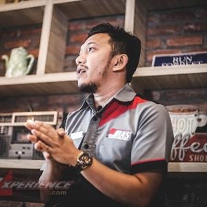 Nurdiansyah Hasbara, Satukan Klub Mobil Tanah Air Melalui Indonesia Automotive Society