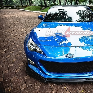 Modifikasi Subaru BRZ, The Real Street Racing Bukan Sekedar Queen Garage