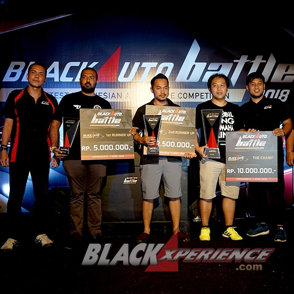Entertainment n Games @ BlackAuto Battle Purwokerto 2018