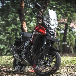 Upgrade Part Honda CB500X, Modifikasi yang Sesuai Filosofi Adventure