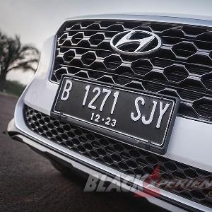 Hyundai Santa Fe: SUV Asia, Rasa Amerika